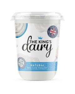 The King's Dairy Natural Greek Style Yogurt 450g