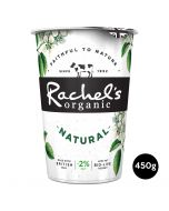 Rachel's Organic Low Fat Natural Yogurt 450g
