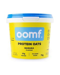 Oomf Protein Oats Banana Flavour 75g