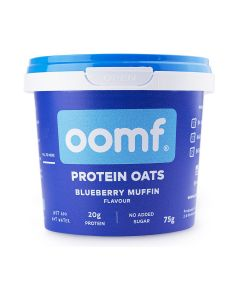 Oomf Protein Oats Blueberry Flavour 75g
