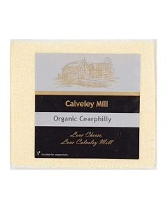 Calveley Mill Organic Caerphilly Cheese 200g