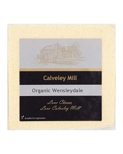 Calveley Mill Organic Wensleydale Cheese 200g