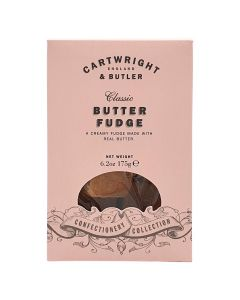 Cartwright & Butler Butter Fudge Carton 175g