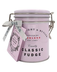 Cartwright & Butler Butter Fudge Tin 175g