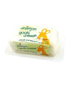 Delamere Dairy Natural Soft Goats Mini Log Cheese 125g