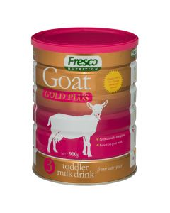 Fresco Nutrition Fresco Nutrition Goat Toddler Milk Drink 1-3 years Baby Formula 900g