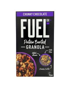 FUEL10K Chunky Chocolate Protein Boosted Granola 400g