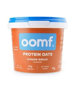 Oomf Protein Oats Gingerbread Flavour 75g