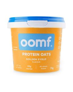 Oomf Protein Oats Golden Syrup Flavour 75g