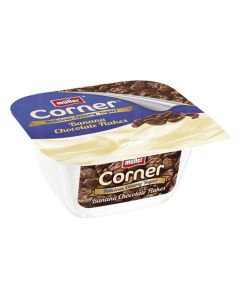 Muller Crunch Corner Banana Chocolate Flakes 135g