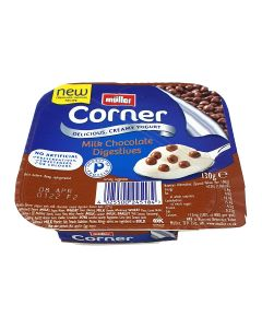 Muller Crunch Corner Milk Chocolate Digestive 135g