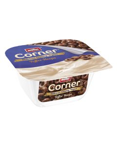 Muller Crunch Corner Toffee Yoghurt With Chocolate Hoops 135g