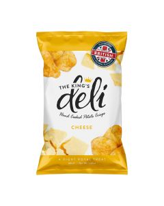 The King's Deli Cheese Flavored Potato Crisps 40g